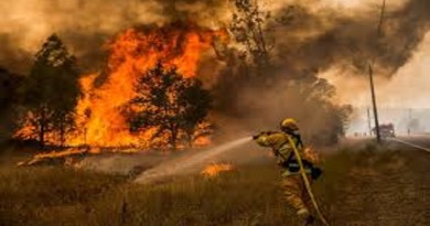 Climate disasters are increasingly interconnected- New report
