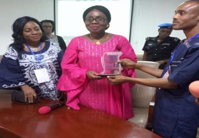 Akeredolu's wife makes case for National Policy on Cancer Control