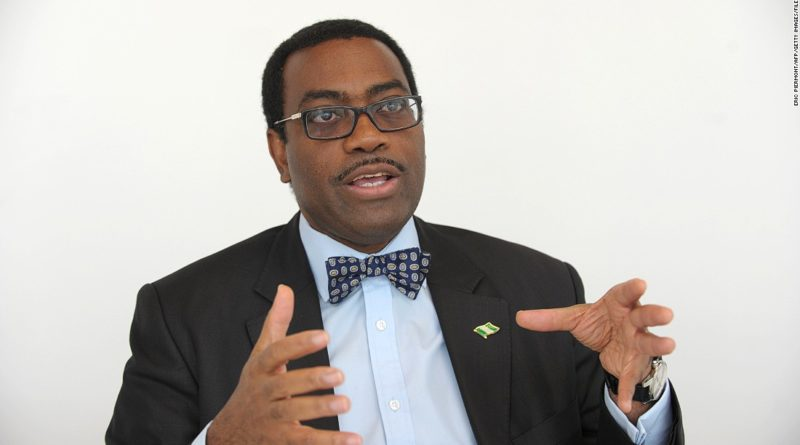 AfDB urges African countries to reconstruct rural areas