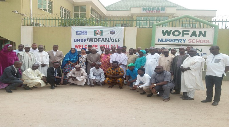 States, others back UNDP/GEF food security project in northern Nigeria