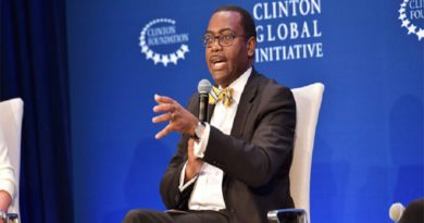 AfDB chief urges America, others to unlock Africa's Agriculture potential